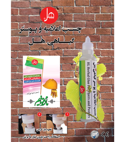 (30functional ) HL Herbal Flyer and poster adhesive